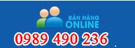 Hotline - Hỗ trợ online