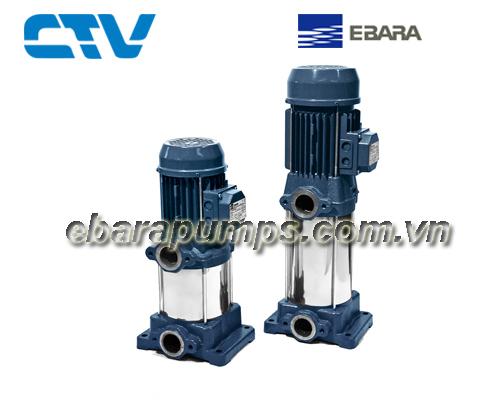 Máy bơm trục đứng Ebara EVMG 60 6F5-15